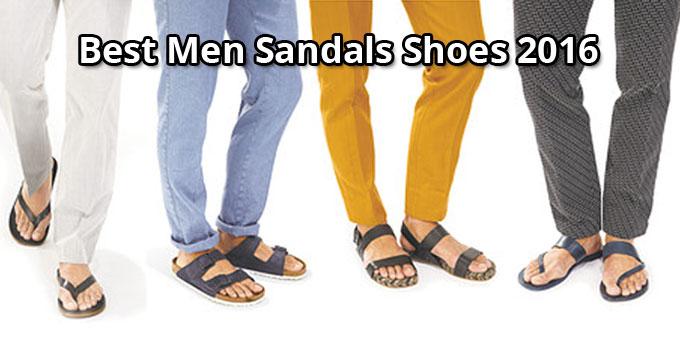 5ea90a6d7 Top 10 Best Men Sandals Shoes 2016 - 9Clothes.com